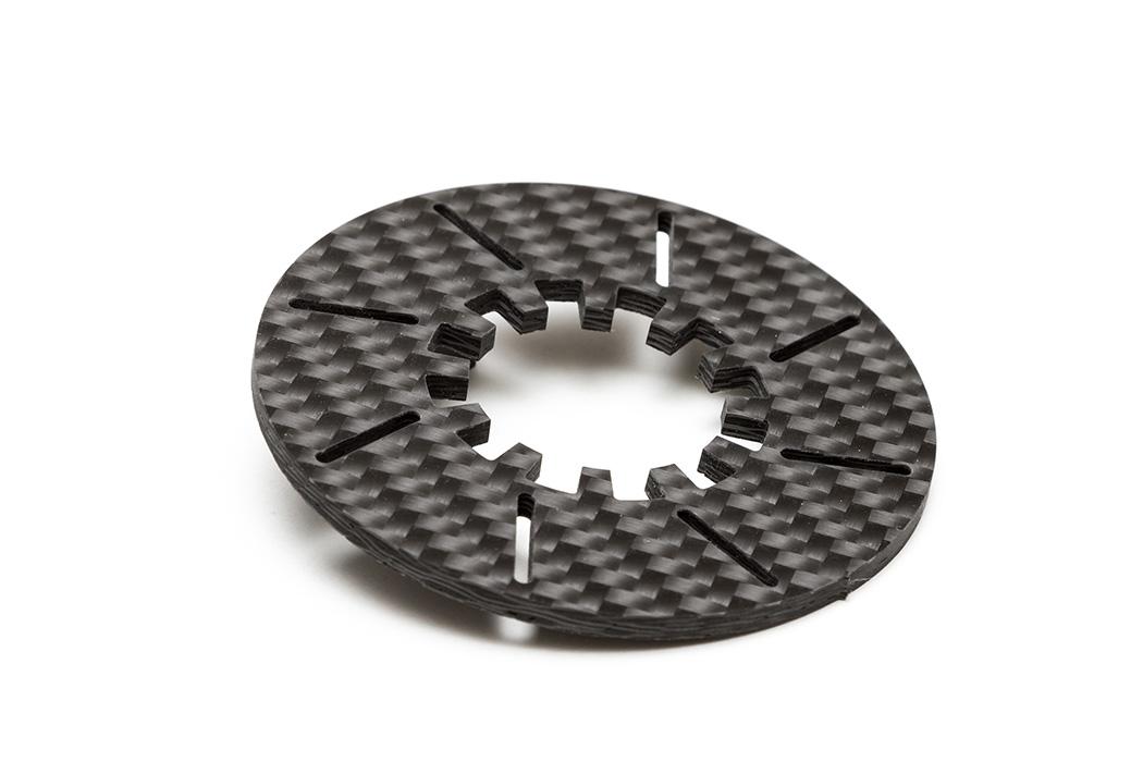 Carbon Fiber complex shape